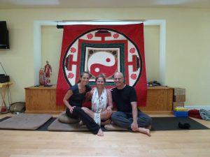 Gillian Cawte Yoga Trainer
