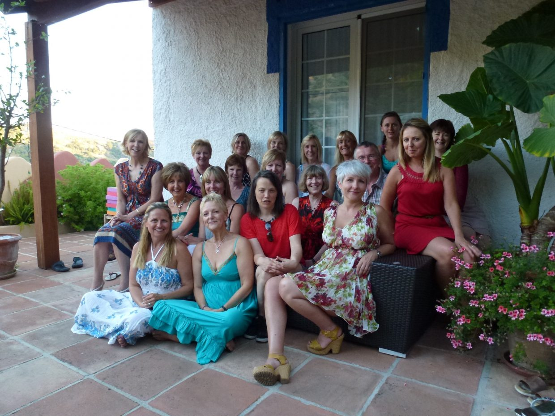 Yoga Retreat Spain 2013